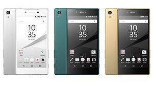 Harga dan Spesifikasi Sony Xperia Z5