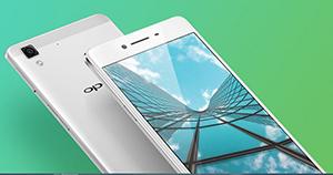 Spesifikasi Oppo R7